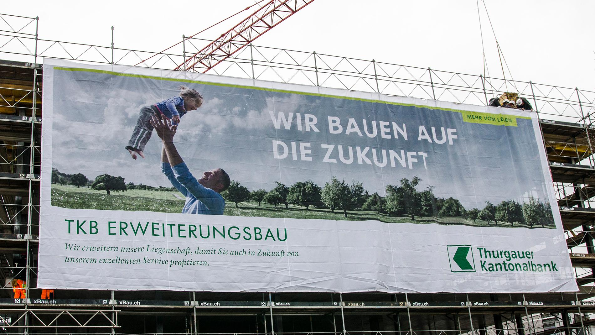 TKB Weinfelden  Netzbanner