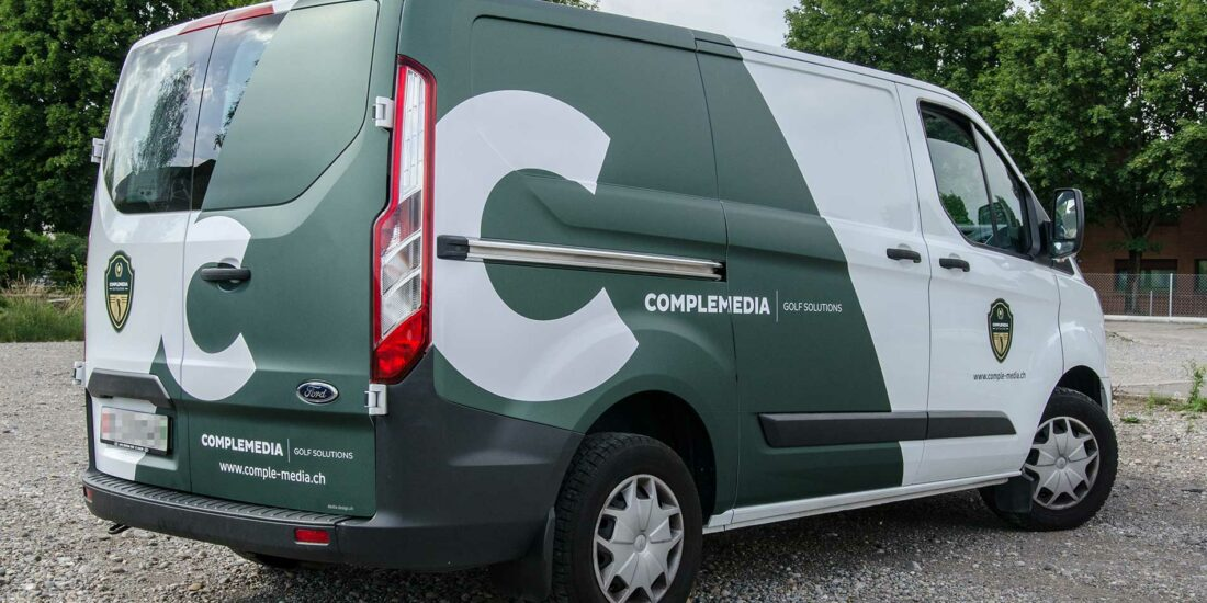 complemedia Ford Transit